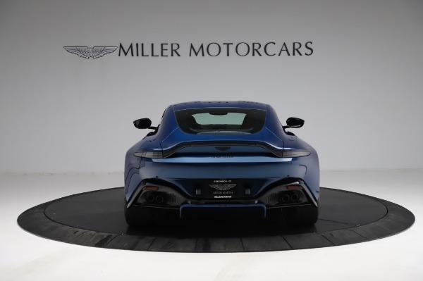 New 2021 Aston Martin Vantage Coupe for sale $179,386 at Alfa Romeo of Westport in Westport CT 06880 5
