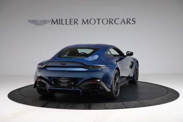 New 2021 Aston Martin Vantage Coupe for sale $179,386 at Alfa Romeo of Westport in Westport CT 06880 6