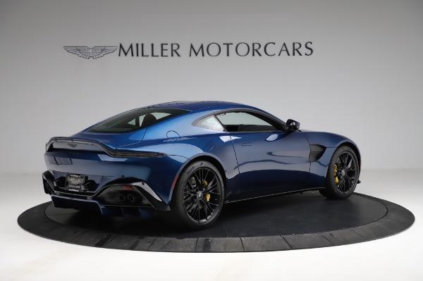 New 2021 Aston Martin Vantage Coupe for sale $179,386 at Alfa Romeo of Westport in Westport CT 06880 7