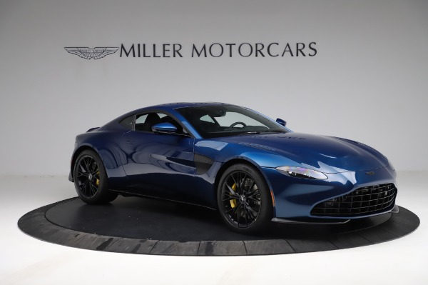 New 2021 Aston Martin Vantage Coupe for sale $179,386 at Alfa Romeo of Westport in Westport CT 06880 9