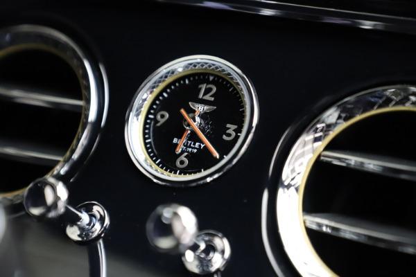 Used 2020 Bentley Continental GT W12 for sale $299,900 at Alfa Romeo of Westport in Westport CT 06880 22