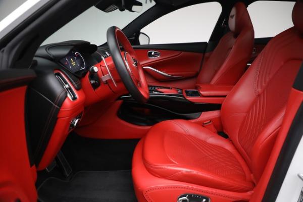 New 2021 Aston Martin DBX for sale $210,386 at Alfa Romeo of Westport in Westport CT 06880 14