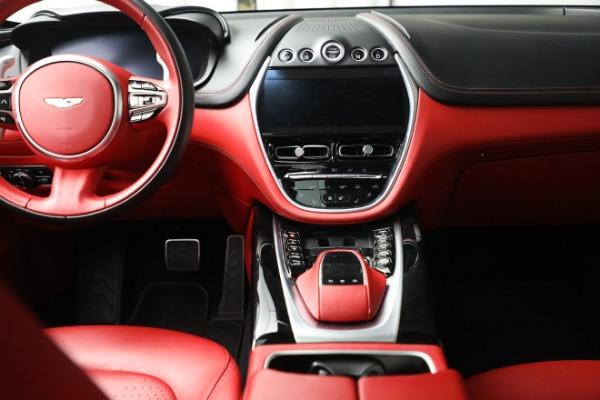 New 2021 Aston Martin DBX for sale $210,386 at Alfa Romeo of Westport in Westport CT 06880 17