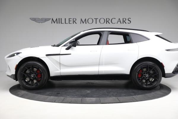 New 2021 Aston Martin DBX for sale $210,386 at Alfa Romeo of Westport in Westport CT 06880 2