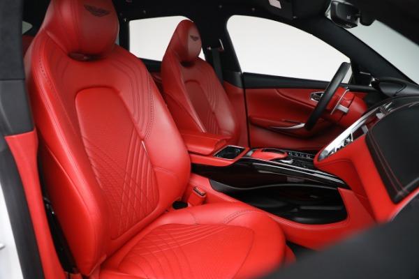 New 2021 Aston Martin DBX for sale $210,386 at Alfa Romeo of Westport in Westport CT 06880 24