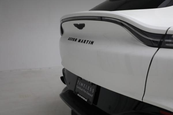 New 2021 Aston Martin DBX for sale $210,386 at Alfa Romeo of Westport in Westport CT 06880 26