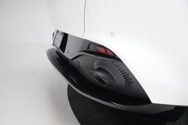 New 2021 Aston Martin DBX for sale $210,386 at Alfa Romeo of Westport in Westport CT 06880 28