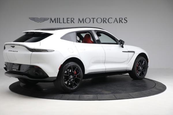 New 2021 Aston Martin DBX for sale $210,386 at Alfa Romeo of Westport in Westport CT 06880 7