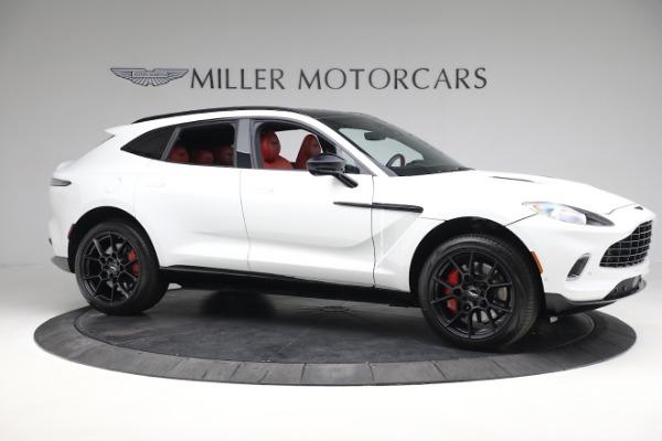 New 2021 Aston Martin DBX for sale $210,386 at Alfa Romeo of Westport in Westport CT 06880 9