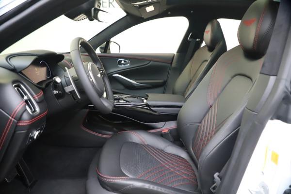 New 2021 Aston Martin DBX for sale $206,286 at Alfa Romeo of Westport in Westport CT 06880 12