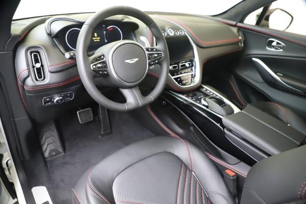 New 2021 Aston Martin DBX for sale $206,286 at Alfa Romeo of Westport in Westport CT 06880 13