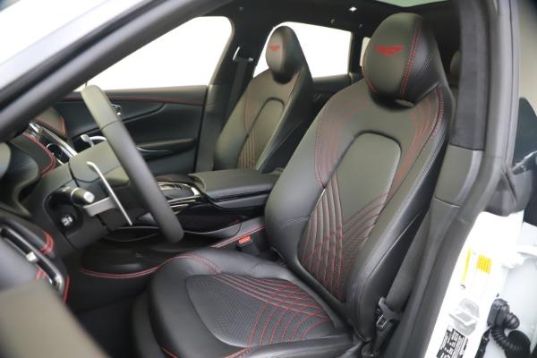 New 2021 Aston Martin DBX for sale $206,286 at Alfa Romeo of Westport in Westport CT 06880 14