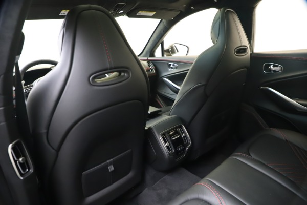 New 2021 Aston Martin DBX for sale $206,286 at Alfa Romeo of Westport in Westport CT 06880 17