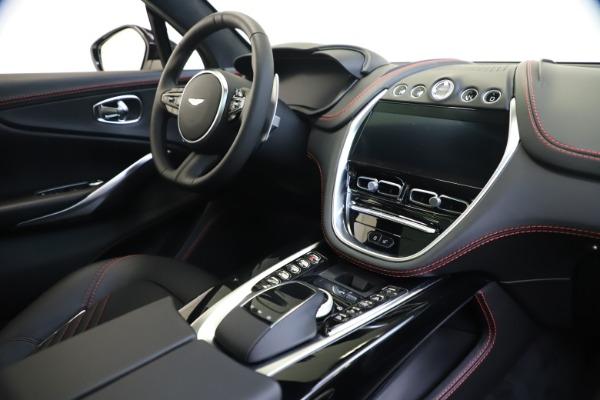 New 2021 Aston Martin DBX for sale $206,286 at Alfa Romeo of Westport in Westport CT 06880 19