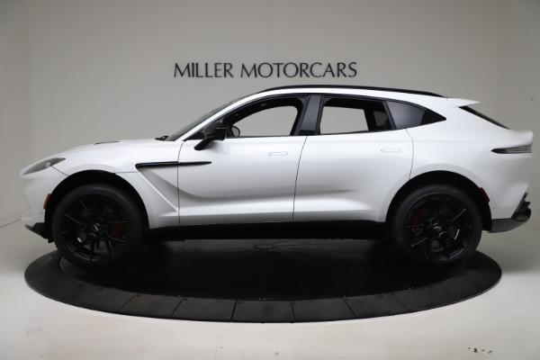 New 2021 Aston Martin DBX for sale $206,286 at Alfa Romeo of Westport in Westport CT 06880 2
