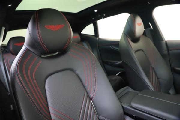 New 2021 Aston Martin DBX for sale $206,286 at Alfa Romeo of Westport in Westport CT 06880 20