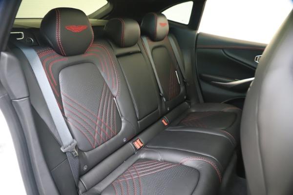 New 2021 Aston Martin DBX for sale $206,286 at Alfa Romeo of Westport in Westport CT 06880 21