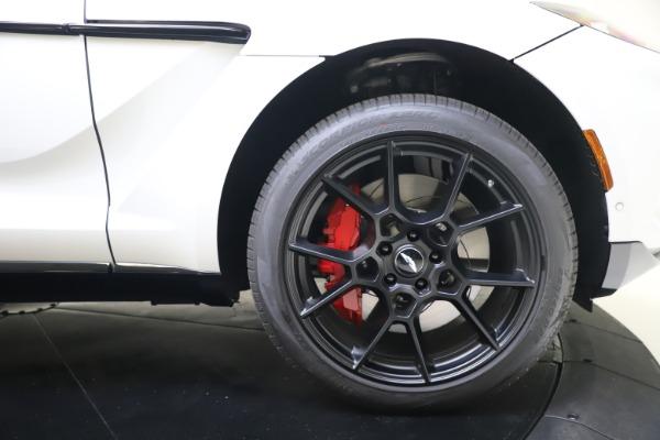 New 2021 Aston Martin DBX for sale $206,286 at Alfa Romeo of Westport in Westport CT 06880 22