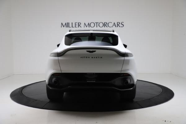 New 2021 Aston Martin DBX for sale $206,286 at Alfa Romeo of Westport in Westport CT 06880 5