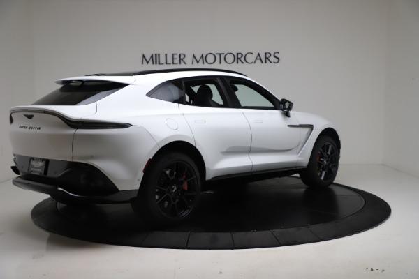 New 2021 Aston Martin DBX for sale $206,286 at Alfa Romeo of Westport in Westport CT 06880 6