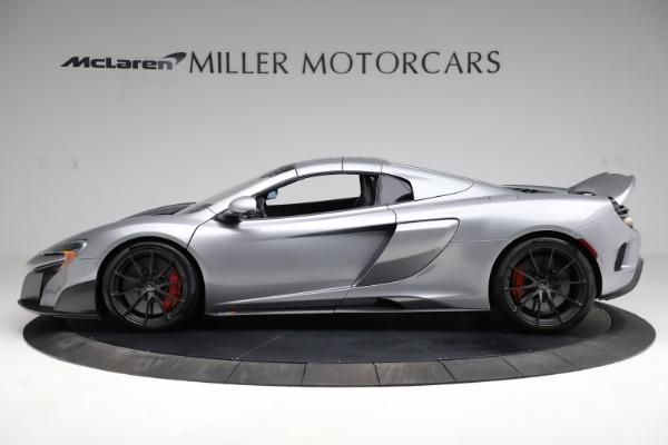 Used 2016 McLaren 675LT Spider for sale $275,900 at Alfa Romeo of Westport in Westport CT 06880 15