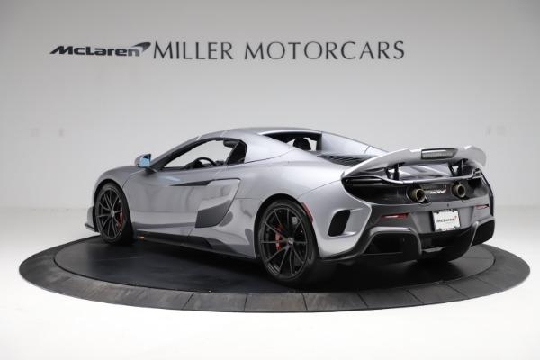 Used 2016 McLaren 675LT Spider for sale $275,900 at Alfa Romeo of Westport in Westport CT 06880 16