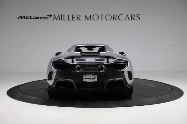 Used 2016 McLaren 675LT Spider for sale $275,900 at Alfa Romeo of Westport in Westport CT 06880 17
