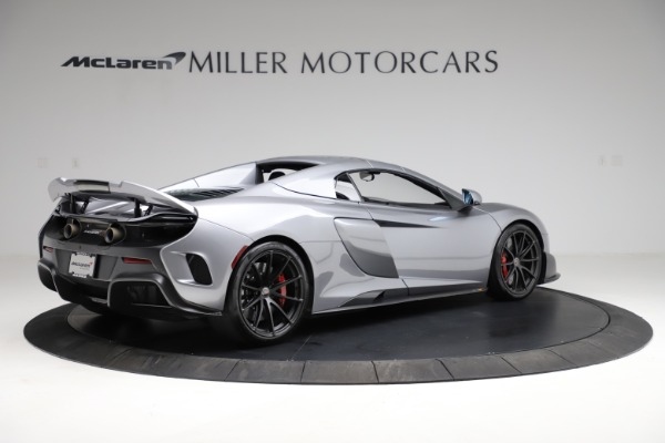 Used 2016 McLaren 675LT Spider for sale $275,900 at Alfa Romeo of Westport in Westport CT 06880 18
