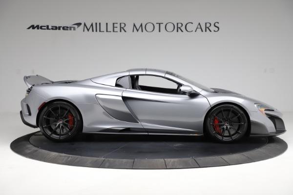 Used 2016 McLaren 675LT Spider for sale $275,900 at Alfa Romeo of Westport in Westport CT 06880 19