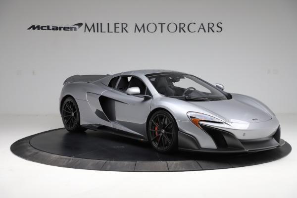 Used 2016 McLaren 675LT Spider for sale $275,900 at Alfa Romeo of Westport in Westport CT 06880 20