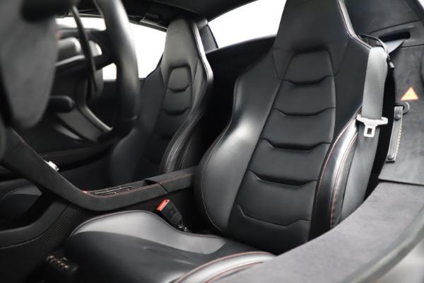 Used 2016 McLaren 675LT Spider for sale $275,900 at Alfa Romeo of Westport in Westport CT 06880 24