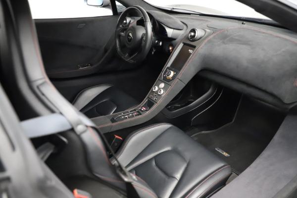 Used 2016 McLaren 675LT Spider for sale $275,900 at Alfa Romeo of Westport in Westport CT 06880 25