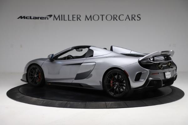 Used 2016 McLaren 675LT Spider for sale $275,900 at Alfa Romeo of Westport in Westport CT 06880 3