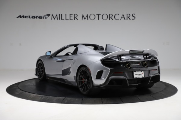 Used 2016 McLaren 675LT Spider for sale $275,900 at Alfa Romeo of Westport in Westport CT 06880 4