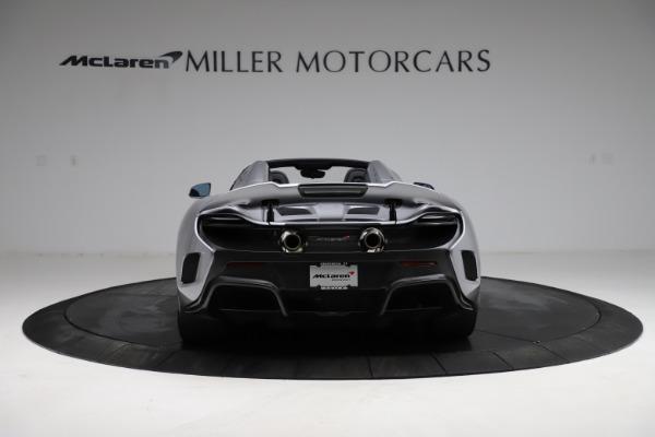 Used 2016 McLaren 675LT Spider for sale $275,900 at Alfa Romeo of Westport in Westport CT 06880 5