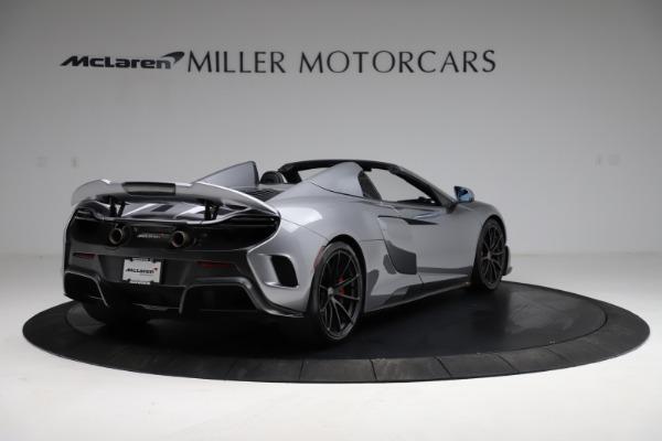 Used 2016 McLaren 675LT Spider for sale $275,900 at Alfa Romeo of Westport in Westport CT 06880 6