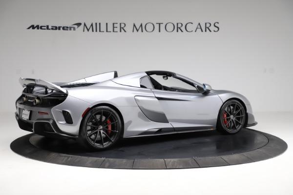 Used 2016 McLaren 675LT Spider for sale $275,900 at Alfa Romeo of Westport in Westport CT 06880 7