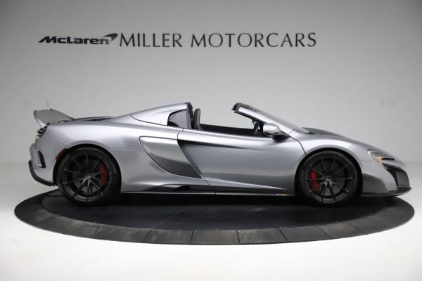 Used 2016 McLaren 675LT Spider for sale $275,900 at Alfa Romeo of Westport in Westport CT 06880 8