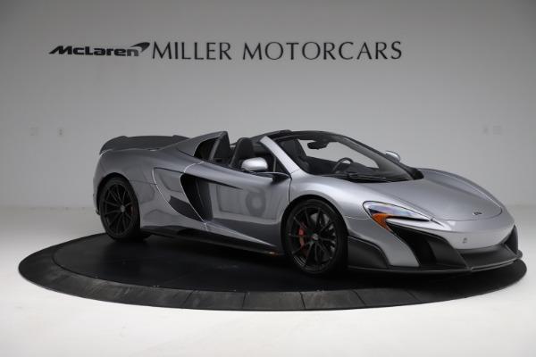 Used 2016 McLaren 675LT Spider for sale $275,900 at Alfa Romeo of Westport in Westport CT 06880 9