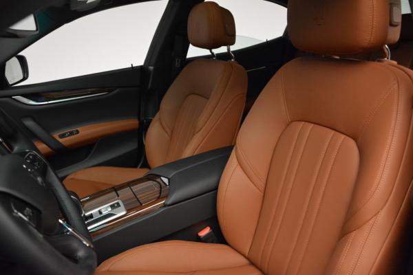 New 2016 Maserati Ghibli S Q4 for sale Sold at Alfa Romeo of Westport in Westport CT 06880 16