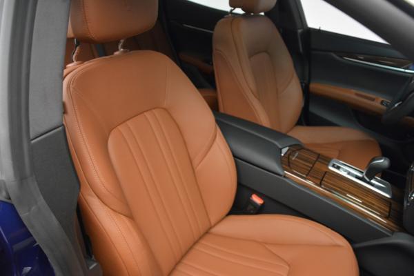 New 2016 Maserati Ghibli S Q4 for sale Sold at Alfa Romeo of Westport in Westport CT 06880 19