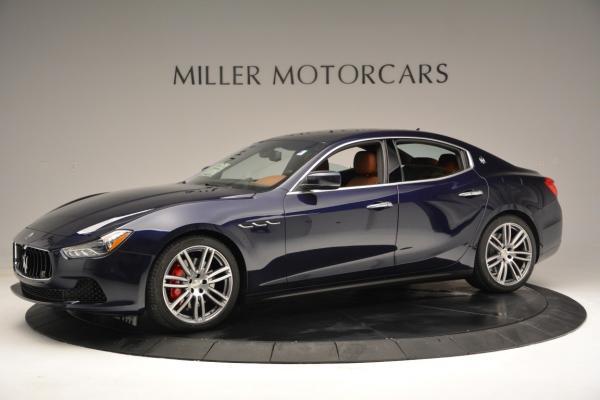 New 2016 Maserati Ghibli S Q4 for sale Sold at Alfa Romeo of Westport in Westport CT 06880 2