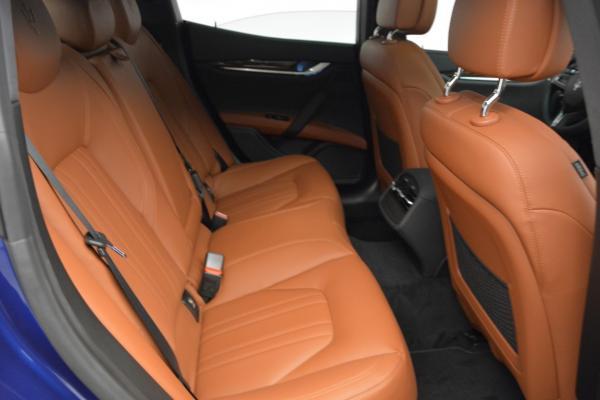 New 2016 Maserati Ghibli S Q4 for sale Sold at Alfa Romeo of Westport in Westport CT 06880 22