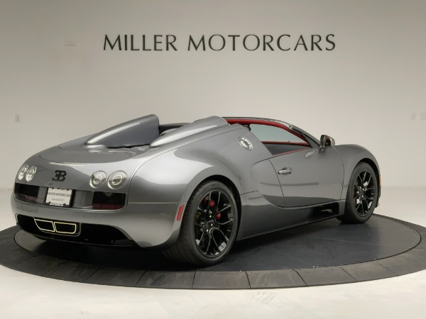 Used 2013 Bugatti Veyron 16.4 Grand Sport Vitesse for sale Call for price at Alfa Romeo of Westport in Westport CT 06880 10