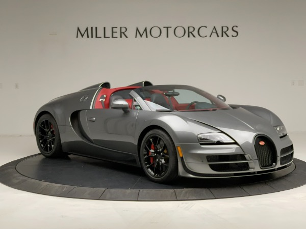 Used 2013 Bugatti Veyron 16.4 Grand Sport Vitesse for sale Call for price at Alfa Romeo of Westport in Westport CT 06880 11