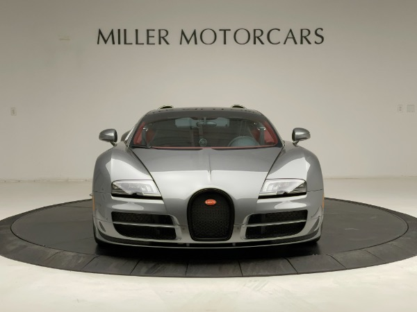 Used 2013 Bugatti Veyron 16.4 Grand Sport Vitesse for sale Call for price at Alfa Romeo of Westport in Westport CT 06880 12