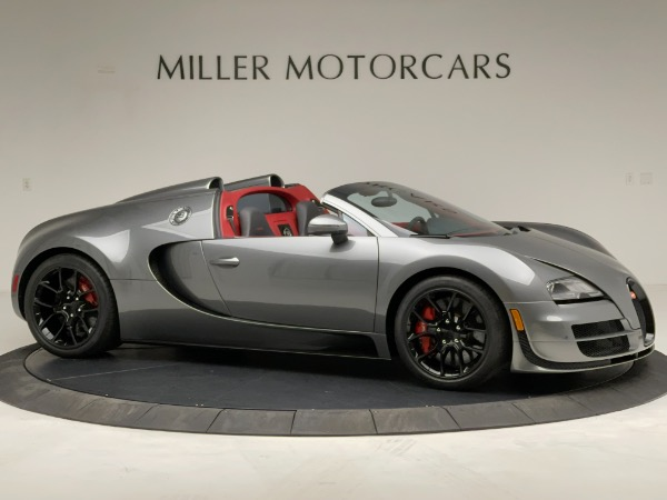 Used 2013 Bugatti Veyron 16.4 Grand Sport Vitesse for sale Call for price at Alfa Romeo of Westport in Westport CT 06880 13