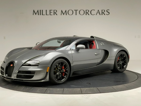 Used 2013 Bugatti Veyron 16.4 Grand Sport Vitesse for sale Call for price at Alfa Romeo of Westport in Westport CT 06880 14