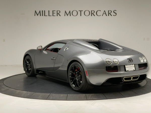 Used 2013 Bugatti Veyron 16.4 Grand Sport Vitesse for sale Call for price at Alfa Romeo of Westport in Westport CT 06880 15