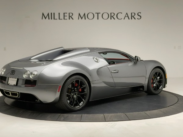 Used 2013 Bugatti Veyron 16.4 Grand Sport Vitesse for sale Call for price at Alfa Romeo of Westport in Westport CT 06880 16